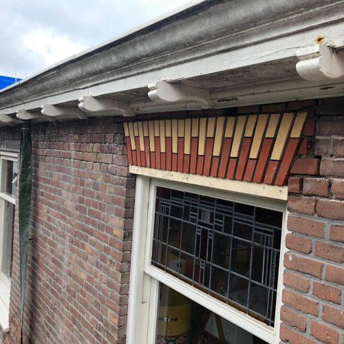 renovatie werk